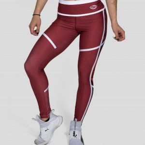 Leggins Cosmos Granate