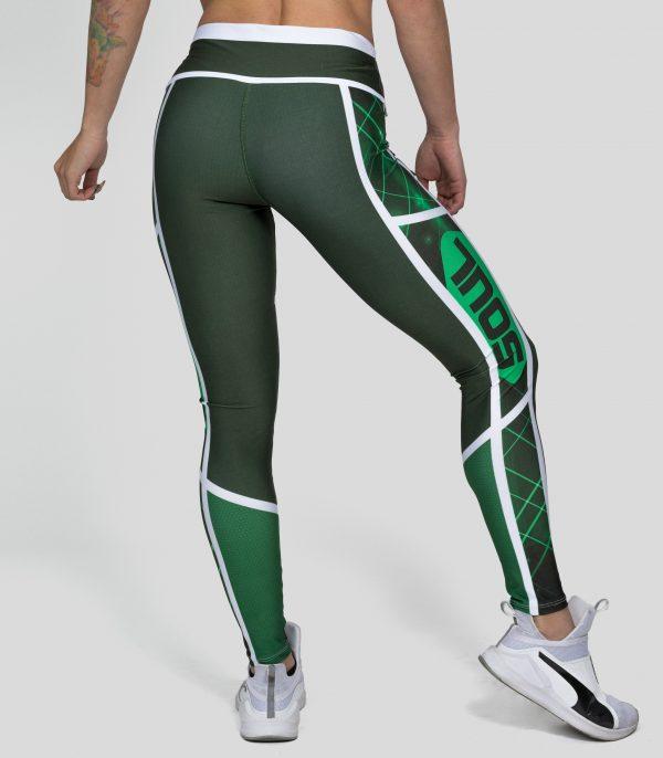 Leggins Cosmos Green