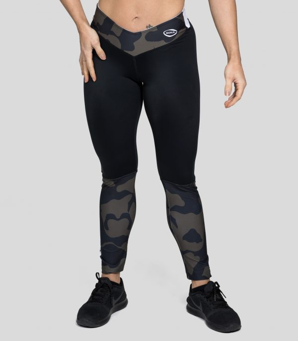 Leggins Green Camo