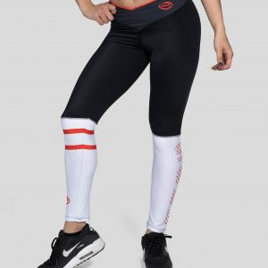 Leggins Red Point
